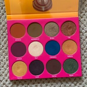 Other - Juvia's place The Nubian 2 eyeshadow palette